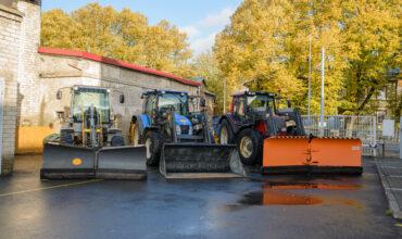 SOL naudoja skirtingų funkcijų traktorius